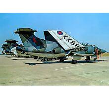 Buccaneer S.2A XX886/Z Photographic Print