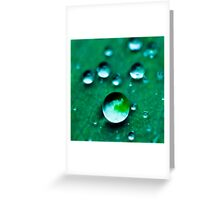 Can You See the Sky? Greeting Card