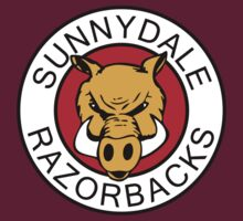 Sunnydale Razorbacks Series 1-3 by Paul Elder