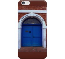 Custom House iPhone Case/Skin