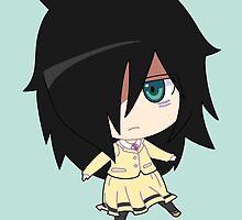 Lil' Tomoko by Jelly Gem