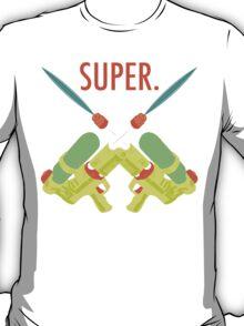 SUPER.  T-Shirt