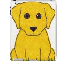 Randall the Retriever Dog Art iPad Case/Skin