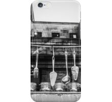 Hanging on the Line iPhone Case/Skin