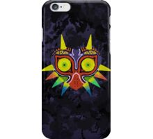 Majora's Mask Splatter iPhone Case/Skin