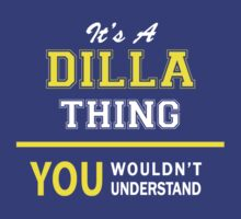 It's A DILLA thing, you wouldn't understand !! by satro