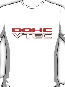 VTEC DOHC Sticker for Honda T-Shirt