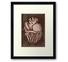 cordis matris Framed Print