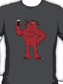 Stout Beer Monster T-Shirt