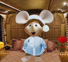 *•.¸♥♥¸.•*MY FAVORITE CHILDHOOD MOUSE TOPO GIGIO PICTURE,PILLOW AND OR TOTE BAG *•.¸♥♥¸.•* by ✿✿ Bonita ✿✿ ђєℓℓσ