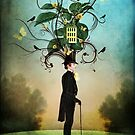 Tree House by Catrin Welz-Stein