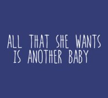 All that she wants is another baby. by TotalPotencia