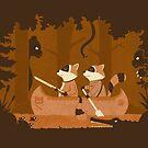 Hunting Trip by Teo Zirinis