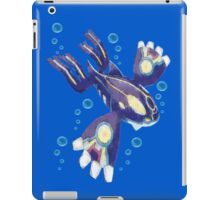 Only Primal Kyogre (Pokemon Alpha Sapphire) iPad Case/Skin