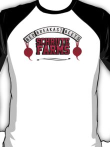 Schrute farms beets. Bed, breakfast beets.  T-Shirt