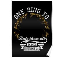 One ring to.. Poster