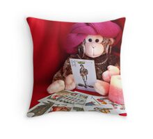 The Sybil Parlour Throw Pillow