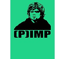 Game Of Thrones Imp Pimp Photographic Print