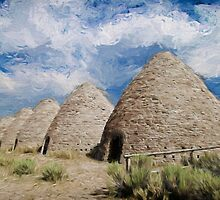 Ward Charcoal Ovens by homendn