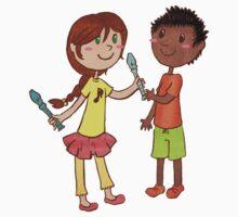 Little Music Friends Kids Clothes
