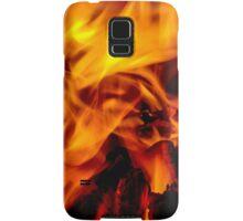 Fire walk with me Samsung Galaxy Case/Skin