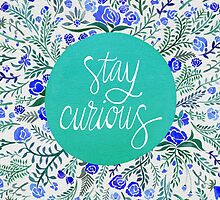 Stay Curious by Cat Coquillette