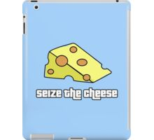 Seize the Cheese iPad Case/Skin