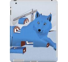 Building a Wolf iPad Case/Skin