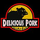 Delicious Pork by PengewApparel