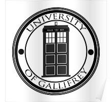 University of Gallifrey Poster