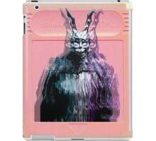 Vaporwave Donnie Darko! iPad Case/Skin