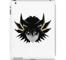 Signer Fudo - Yu-Gi-OH 5DS T-Shirt iPad Case/Skin