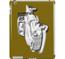 1950 Chevrolet Flat Bed Pickup Truck Illustration iPad Case/Skin