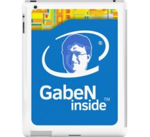 Lord GabeN Inside iPad Case/Skin