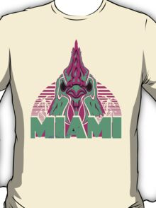Welcome to Miami, friends. (Green Version) T-Shirt