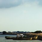 Boats and Wrecks (Île de Noirmoutiers - Vendée, France) by Mathieu Longvert