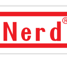 Video Game Nerd Sticker