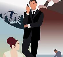 Ian Fleming's On Her Majesty's Secret Service by davidyarb