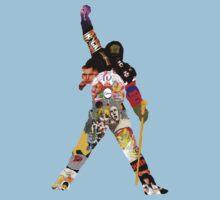 Freddie Mercury by ROBtimusPrime