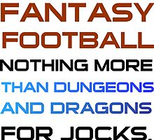 FANTASY FOOTBALL by Divertions