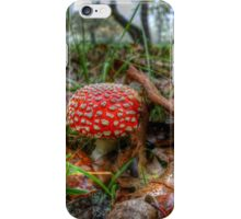 Fly Agaric or Fly Amanita iPhone Case/Skin