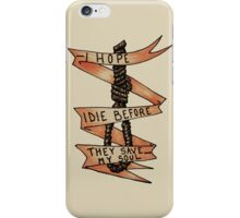 .joyriding iPhone Case/Skin