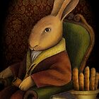 Sir Rabbit Worthington by Amalia K