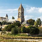 Castle (Château de Noirmoutier - Vendée, France) by Mathieu Longvert