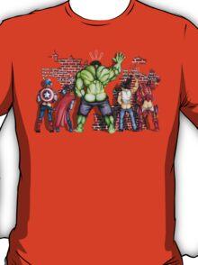 Big Green Monster has a little bird T-Shirt