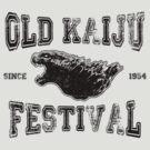 Old Kaiju Festival by ddjvigo