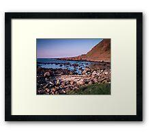 Rocky Bay Framed Print