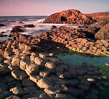 Giants Causeway by MarcoBell