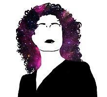 River's Space Hair by jmloveridge