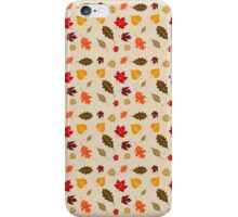 When The Leaves Fall  iPhone Case/Skin